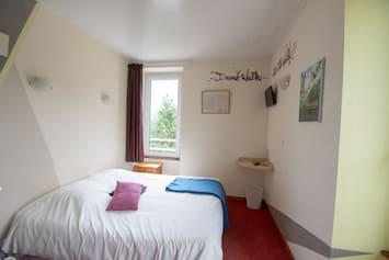 chambre double hotel eygliers 05