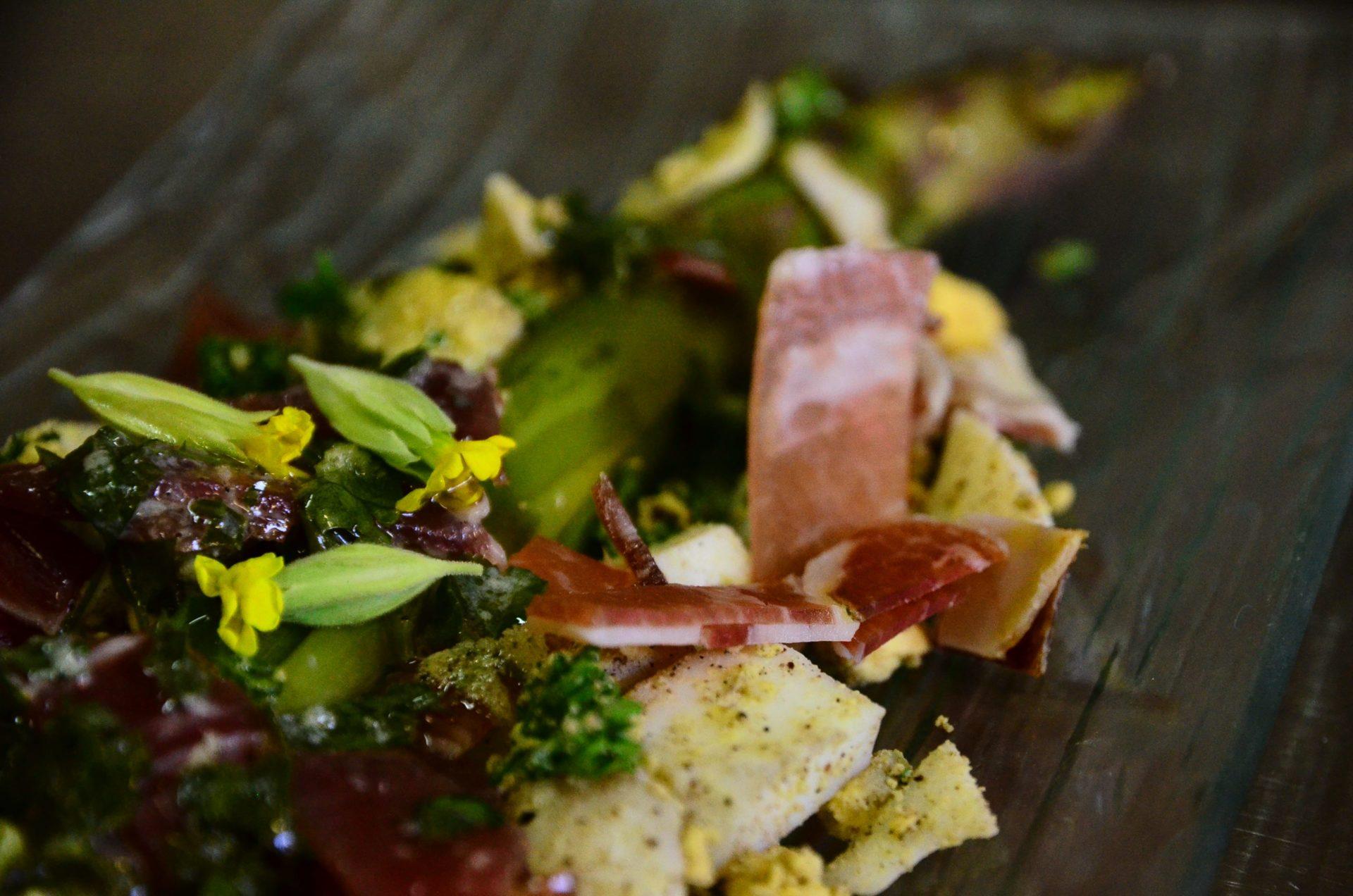 salade auberge eygliers Cocook