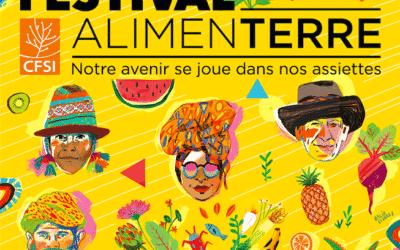 Festival Alimenterre- Eloge des mils – l'héritage africain – mardi 30 octobre 20h